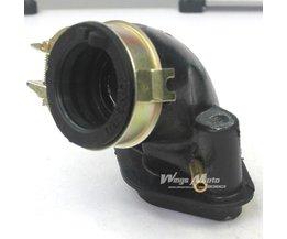 INLAATSPRUITSTUK GY6 50cc 139QMB BROMFIETS SCOOTER SUNL GY6 50CC 60CC 80CC