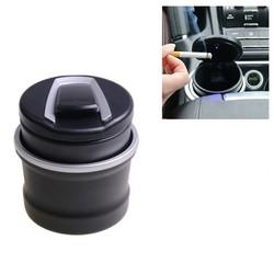 MyXL Universele Luxe Auto Ash Tray Asbak Opslag Cup Met LED B-M-W Serie 1 3 4 5 7 Serie X1 X3 X5 X6 voor Multipurpose asbak