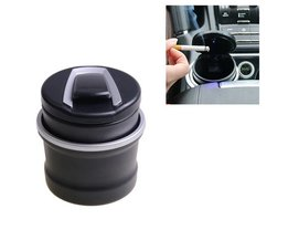 Universele Luxe Auto Ash Tray Asbak Opslag Cup Met LED B-M-W Serie 1 3 4 5 7 Serie X1 X3 X5 X6 voor Multipurpose asbak