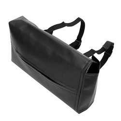 MyXL Auto Weefsel Deksel Auto Styling Servetten Houder Draagbare Lederen Tissue Doos Auto Interieur Accessoires Container Handig