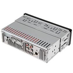 MyXL 1 Din Autoradio Auto Audio Stereo 12 V Bluetooth In-dash Single Din JSD-20158 FM Ontvanger Aux-ingang Ontvanger USB MP3 MMC WMA