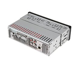 1 Din Autoradio Auto Audio Stereo 12 V Bluetooth In-dash Single Din JSD-20158 FM Ontvanger Aux-ingang Ontvanger USB MP3 MMC WMA