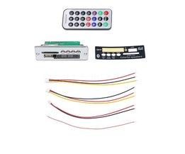 Kebidumei Auto Mp3-speler Decoder Board Bluetooth Module handsfree Afstandsbediening USB FM Aux Radio voor Auto ZTV-M01BT