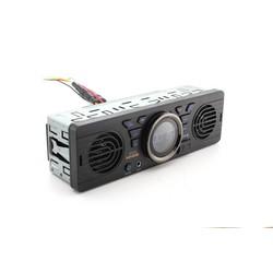 MyXL 1 din Autoradio Mp3-speler Ingebouwde 2 speaker ondersteuning USB SD AUX Bluetooth FM Radio Ontvanger 1din 12 V auto Audio Player