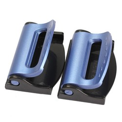 MyXL 1 Paar Nuttig Autogordel Gesp Clips Universele Verstelbare Extension Veiligheidsgordel Stopper Clip Auto-accessoires Auto styling