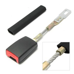 MyXL 21.5mm Universele Auto Autogordel Gesp Clip Extender Auto Socket Veiligheid Gespen Extender Extension Clip Accessoires