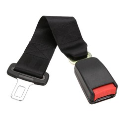 "MyXL 1 Stks Universele 14 ""Autostoel Veiligheidsgordel Veiligheidsgordel Extender Extension Langer 7/8"" gesp Past 95% van alle Bestaande Autogordels"