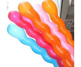 Feestballon 100 Stuks