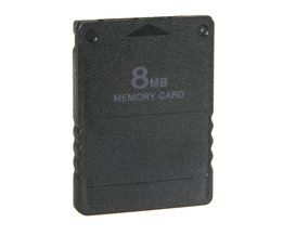 Memory Card 8MB voor Sony Playstation 2