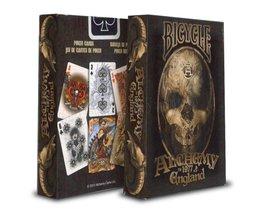 De twee generatie fiets Poker alchemy Speelkaarten Magic Props Magia Dek