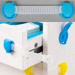 MyXL 10 stks/partij Veiligheid baby kinderen bescherming deur lade baby veiligheid product kast locl uit kinderen plastic lock
