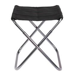 MyXL Draagbare Lichtgewicht Opvouwbare Vissen Picknick BBQ Tuin Stoel Aluminium Outdoor Kruk Voor Camping Wandelen Vissen