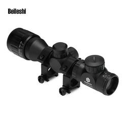 MyXL 2-6x32 AOEG Riflescope Telescoop Snelle Optische Zicht tactische Reticle Scope Voor Tactische Jacht Pistool Met 20mm Rail Mount