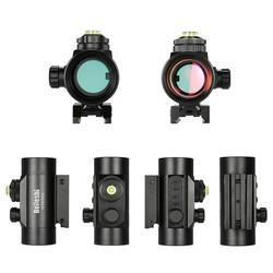 MyXL 1x30mm Red Dot Sight Riflescope Mini Verlichte 5MOA Red Dot Sight Scope Outdoor Tactische Jacht Scope Guns Scopes