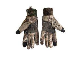 Fulljion Vissen Handschoenen Antislip Warm Houden Touchscreen Jacht Camping Fietsen Camouflage Outdoor Sport Vissen Apparatuur