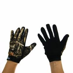 MyXL 1 Paar Antislip Vissen Handschoenen vingerhandschoenen Outdoor jacht Handschoenen Camo camouflage Handschoenen Voor Vissen