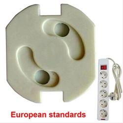 MyXL Baby Veilig Socket Bescherming Elektrische Schok Gat Kinderen Care Baby Veiligheid Elektrische Veiligheid Plastic Draaien Safe Lock Cover