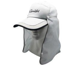 Gamakatsu Vissen cap Rand van een hoed Verlengd hoed zon outdoors Uv Zonnebrandcrème Ademende zomer