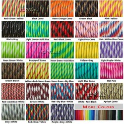 MyXL 1 stks 100FT 550 Paracord Parachute Cord Lanyard Mil Spec Type III 7 Strand Core Voor Klimmen Camping Buckles Armband 108 kleuren