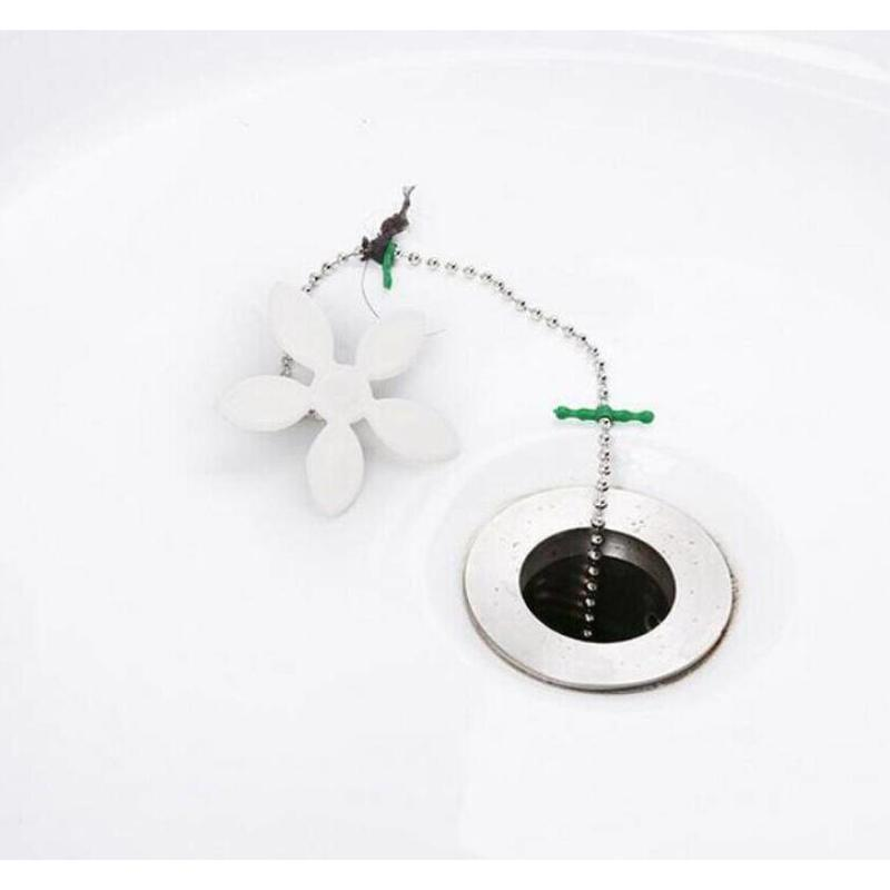MyXL Badkamer Riool Filter Afvoer Outlet Sink filter Screen Afvoer Cleaners Anti Verstopping Floor Pruik Clog Removal Tool