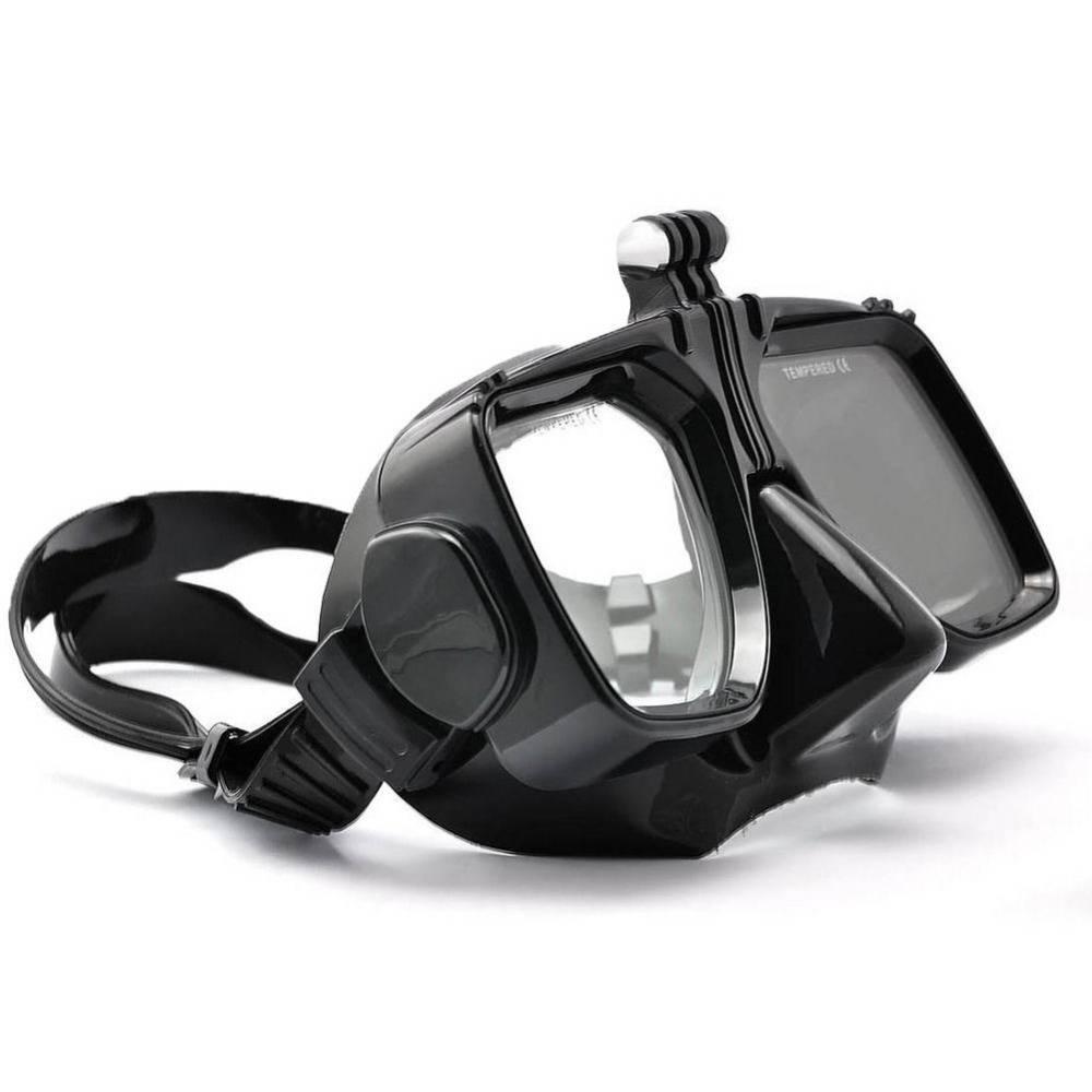 Voor GoPro Accessoires Go Pro Hero3-3 +-4 5 6 SJCAM SJ4000-5000-6000 Voor Xiao yi Swim Bril Duikbril