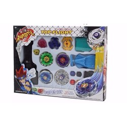 MyXL Classic Toys Spinning Tops beyblade metal fusion 4D Launcher Grip Set Vechten Master Rare beyblade Kinderen speelgoed