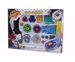 Classic Toys Spinning Tops beyblade metal fusion 4D Launcher Grip Set Vechten Master Rare beyblade Kinderen speelgoed