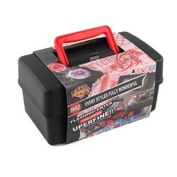 MyXL Arena Metalen Toupie Fusion Betblades Set Opbergdoos Top Beyblade burst 4D Masters Launcher Voor Kinderen Jongen Fidget spinner Toy
