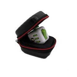 MyXL Box voor Fidget Cube Angst Stress Focus Dobbelstenen Zak Box Carry Case Packet alleen een doos