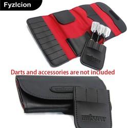MyXL PU Dart Case Tas/Portemonnee/doos Grote capaciteit vouwen professionele darts gevallen met een unieke afneembare kleine dart clip