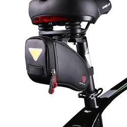 MyXL Wiel Up Outdoor EVA Regendicht Reflecterende MTB Bergweg Fiets Staart Zak anti-kras Fietsen Seat Bag Fietsaccessoires