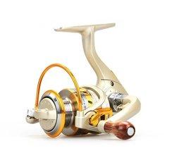 MN150 mini Spinning Visserij-reel 10 Lager Pesca Karper kleine Reel 5.5: 1