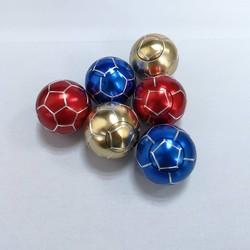 MyXL Metalen hand fidget spinner bal speelgoed 35*35mm vinger anti-pers gyro bal voetbal basketbal cube spinner d21