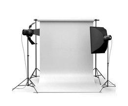 3x5FT Fotografie Achtergrond Doek Achtergrond Photo Studio Wit