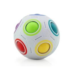 MyXL Fidget Speelgoed Bal Fantastische EDC Rainbow Magic Cube Relax Volwassen Kid Kind Grappig SpeelgoedPuzzel Magic