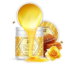 BIOAQUA Melk Honing paraffinebad voor handen en voeten 170g hydraterende parafina bad wax voeden exfoliërende Hand Care masker spa