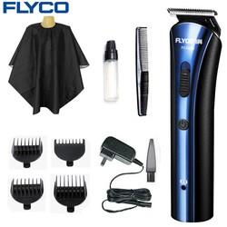 MyXL FLYCO Oplaadbare Elektrische Tondeuse Haartrimmers Professionele Snijden Haircut Gereedschap Scheren Machine voor Mannen of Baby FC5806