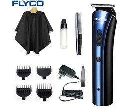 FLYCO Oplaadbare Elektrische Tondeuse Haartrimmers Professionele Snijden Haircut Gereedschap Scheren Machine voor Mannen of Baby FC5806