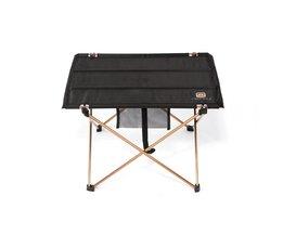 Outdoor Klaptafel Camping Aluminium Picknicktafel Waterdichte ultralichte Duurzaam Klaptafel Bureau Voor Picknick Reizen