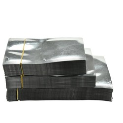 MyXL Vacuümzak Sealer Voedsel Opslag Pakket Zilver Aluminiumfolie Mylar Zak 100 Stks Uitstekende Kwaliteit 7*10 cm
