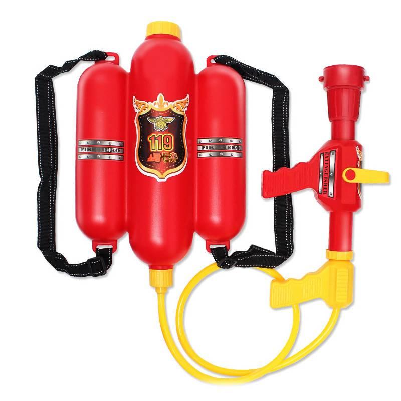 Rugzak Brandweerman Speelgoed Waterpistool Sproeier voor Kinderen Zomer