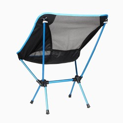 MyXL Ultralight Vissen Stoel Rugleuning Stoel Seat Kruk Draagbare Camping Wandelen Strand Stoel Met Picknick Tas