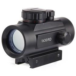 MyXL Koop 1X30 Holografische Riflescope Jacht Optics Scope Rood Groen Dot Tactical Sight Voor Hunting Shotgun 20mm lucht Richtkijker