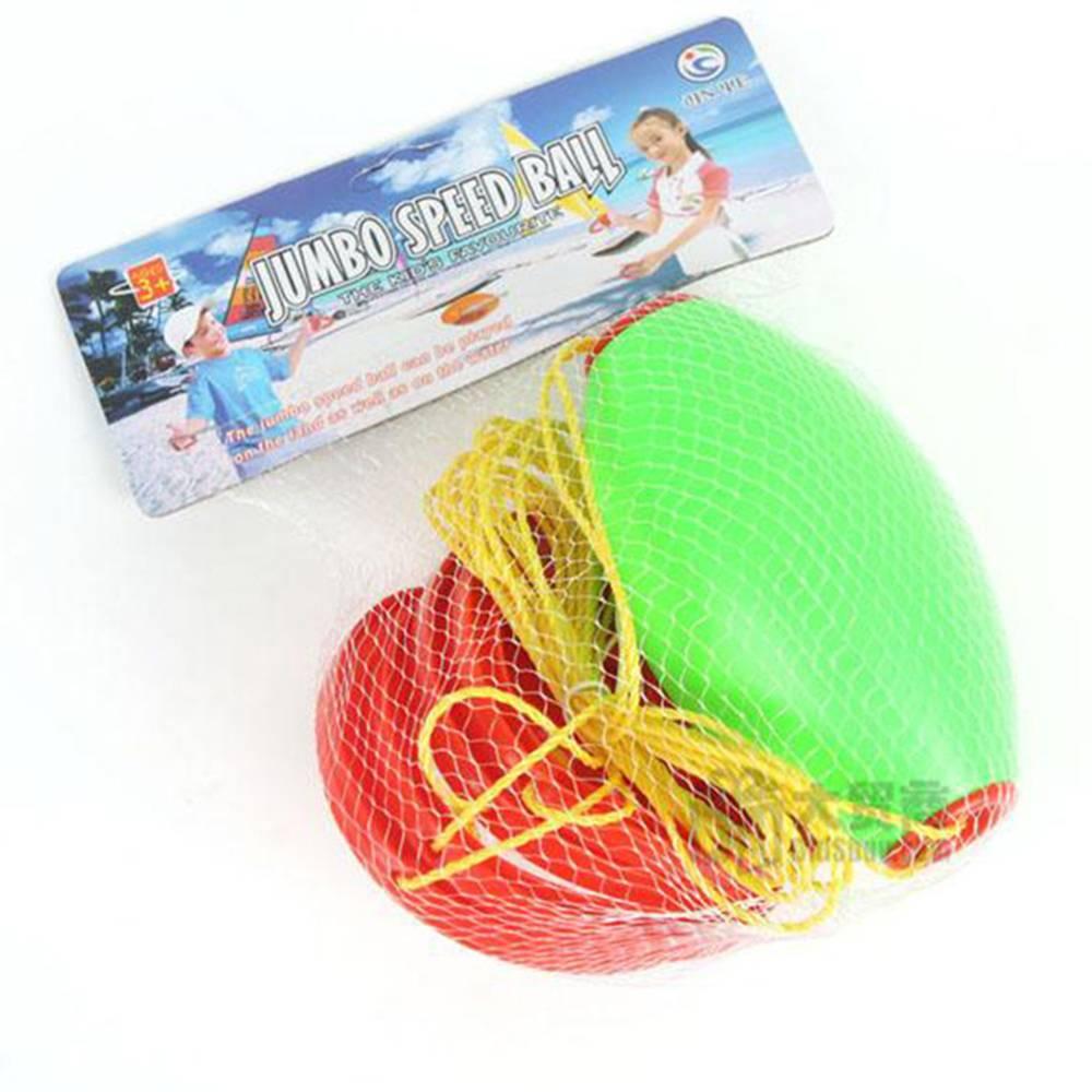 Kinderen Speelgoed Jumbo Snelheid Ballen Door Trekken Bal Indoor Outdoor Zintuiglijke Speelgoed Outd