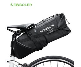 NEWBOLER 2018 Bike Tas Fietszadel Tail Seat Waterdichte Opbergzakken Fietsen Achter Pack Fietstassen Accessoires 10L Max