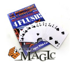 Gratis nippen-4 flush l & l close-up kaart goocheltruc product-