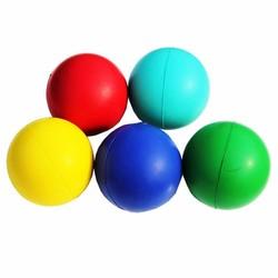 MyXL 7 cm Kleurrijke Stress Fidget Hand Relief Squeeze Foam Squish Ballen Kids Speelgoed Herbruikbare Stress Bal