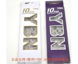 """YBN Road Mountainbike Chioten 10 s Fietsketting 10 Snelheden MTB 1/2 """"* 11/128"""" 110 link Fietsen onderdelen Sliver"""