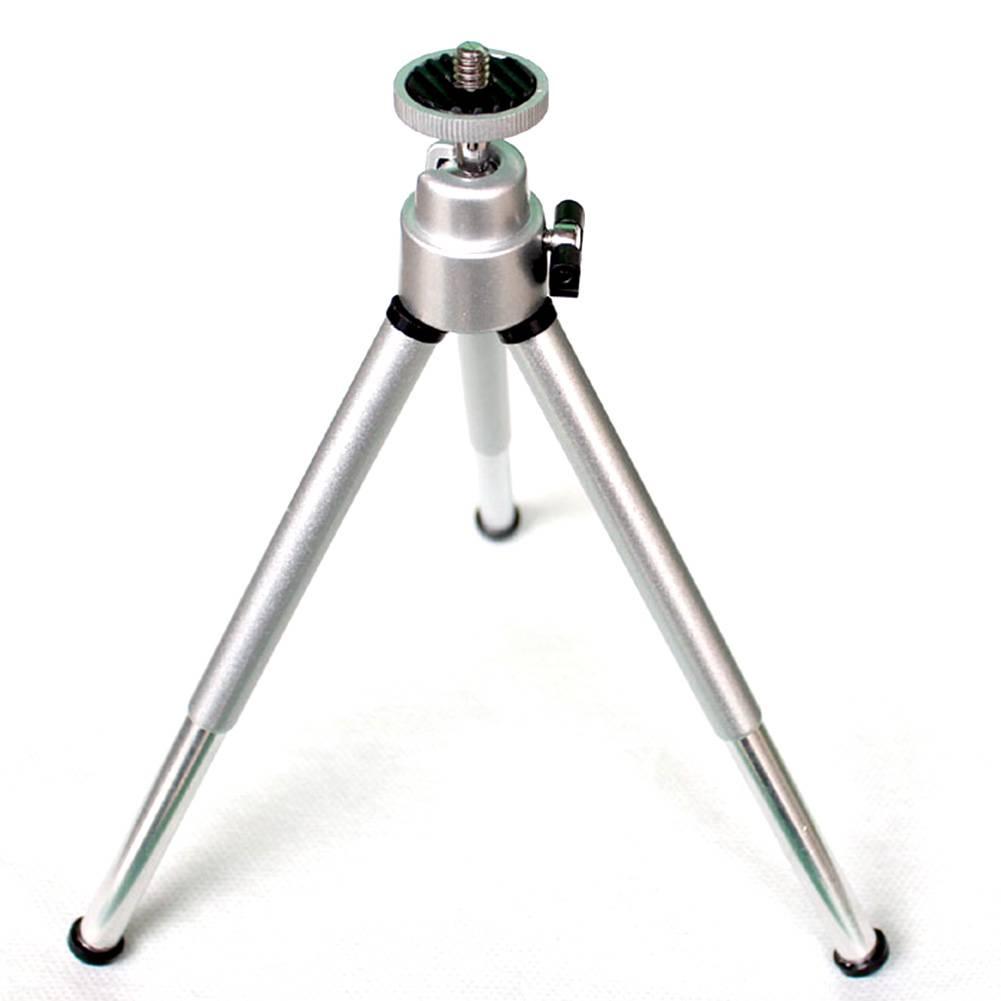 Praktische mobiele telefoon-smartphone-camera mini statief clip beugel houder adapter