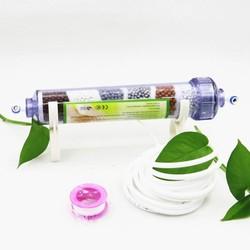 MyXL 6 Stadia Mineral Alkaline Water Filter Cartridge Uitstoten Ver Infrarood Stralen, Verhoogt PH, Water smaak beter Voor RO Unit